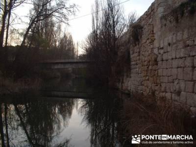 Turismo Peñafiel - Orillas del Duero; asociacion de senderismo;rutas de montaña madrid